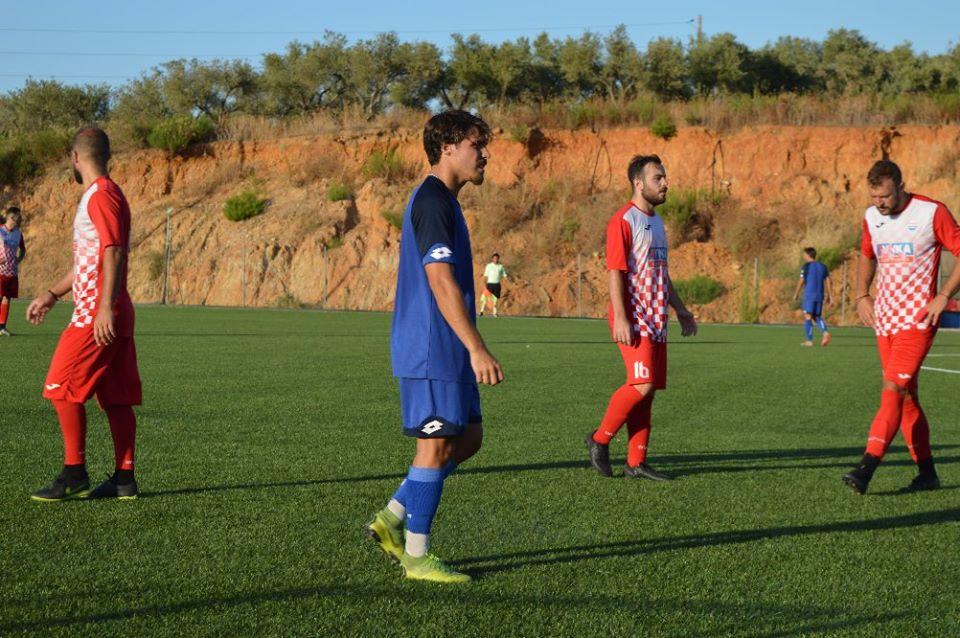 Με πρωταγωνιστές τους Πορτογάλους τη πρώτη φιλική νίκη η Δαμάστα
