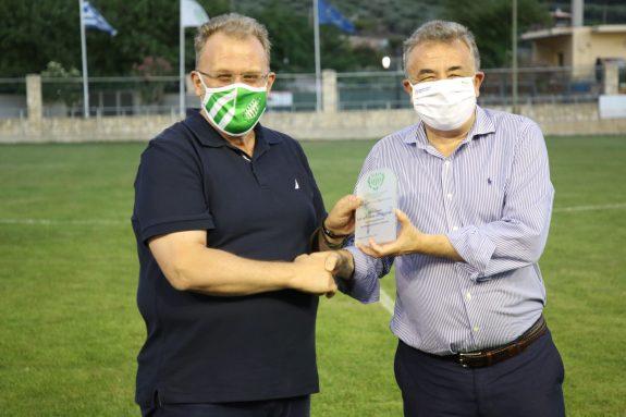 Pic | Το μήνυμα στήριξης του Νίκου Μπουνάκη σε παίκτες και τεχνικό τιμ
