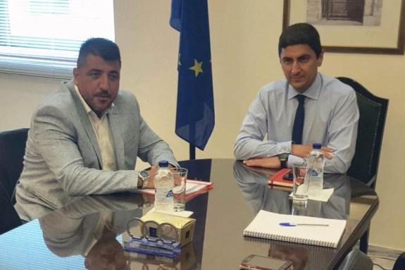 Κρίσιμη συνάντηση Αυγενάκη με το προεδρείο της SL2-FL