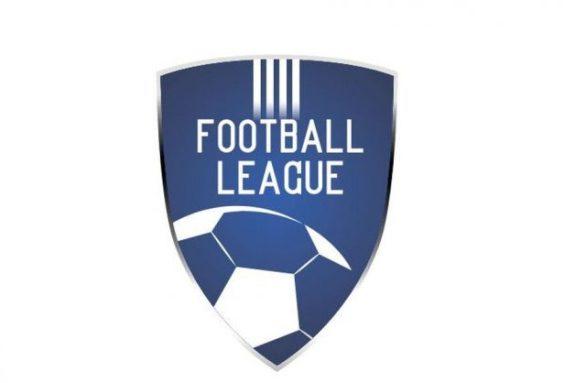 Ολόκληρο το πρόγραμμα του νοτίου ομίλου της Football league