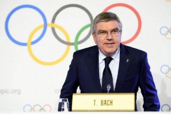 Μπαχ: «Ολυμπιακοί Αγώνες και χωρίς εμβόλιο»