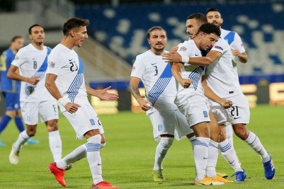 Άνοδος μίας θέσης για την Ελλάδα στην κατάταξη της FIFA