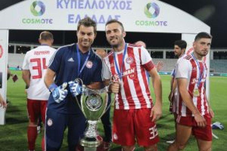 Τοροσίδης : «Εκπληρώθηκαν τα όνειρά μου» (vid)
