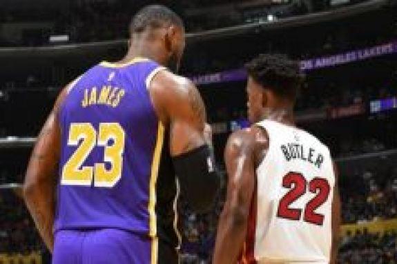 Χιτ-Λέικερς: Το πρόγραμμα των τελικών του NBA (pic)