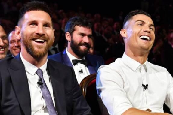 Βραβεία UEFA: Χωρίς την υποψηφιότητα των Μέσι και Ρονάλντο για πρώτη φορά από το 2010