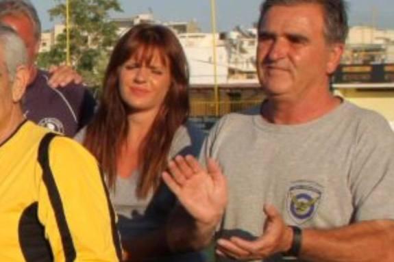 ΠΑΟ Κρουσώνα: Θερμά συλλυπητήρια για τον Θέμελη
