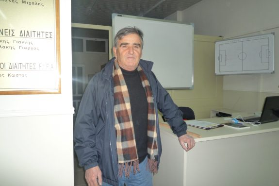 """Πένθος στην Ηρακλειώτικη διαιτησία: """"Έφυγε"""" στα 74 του χρόνια ο Θέμης Θέμελης"""