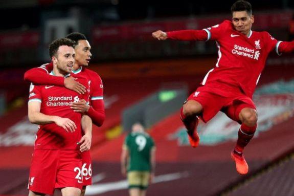 Λίβερπουλ: Συμπλήρωσε 61 σερί ματς χωρίς ήττα στο Άνφιλντ (pic)