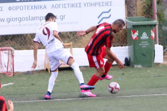 To athleticradio.gr στα γήπεδα του Ηρακλείου