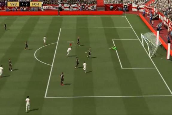 Video | Το σουτ του Χάαλαντ που… διέλυσε την εστία στο Fifa 21!
