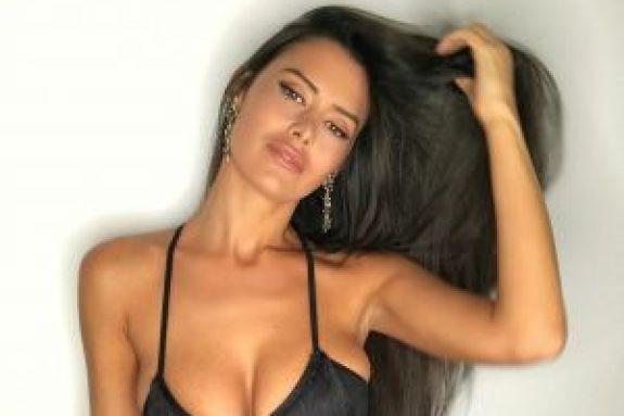 Η Eva Padlock είναι η ισπανική «αμαρτία» (pics)