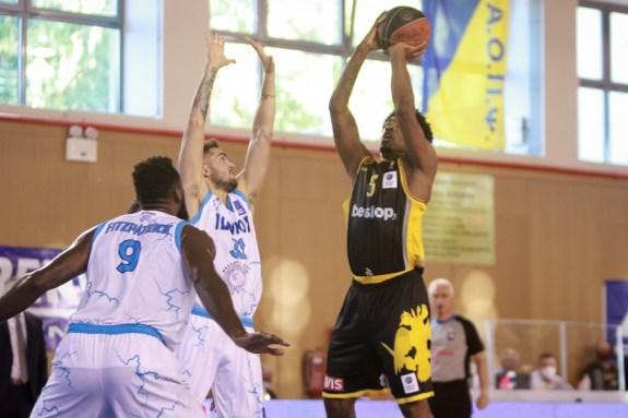 Η ΑΕΚ έσπασε το «φράγμα» των 60.000 πόντων στην Basket League