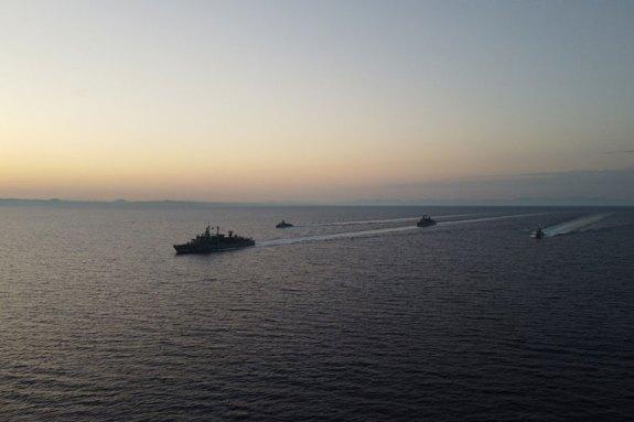 Πώς ο ελληνικός στόλος θωράκισε Καστελλόριζο και Ρόδο