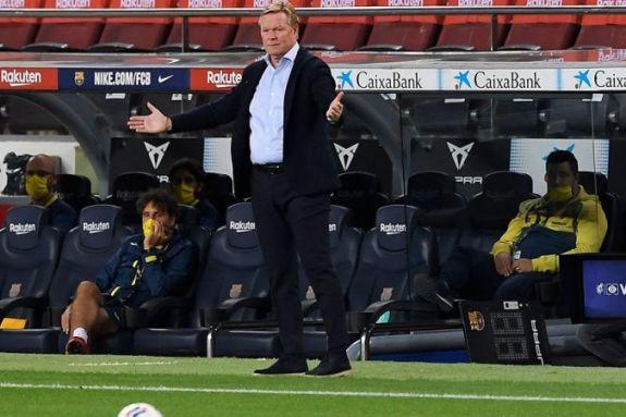 Κούμαν: «Η Μπαρτσελόνα δεν είναι φαβορί για το Champions League»