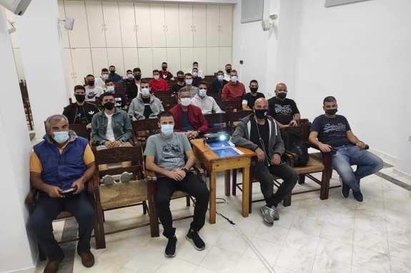 Pics | Σεμινάριο διαιτησίας παρακολούθησαν οι παίκτες των Χανίων