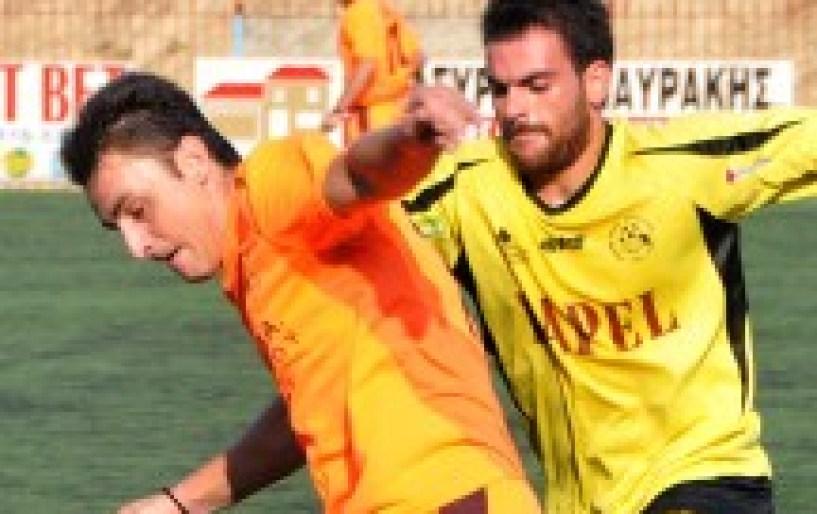 Παλιανή 2008-Αλμυρός 0-2