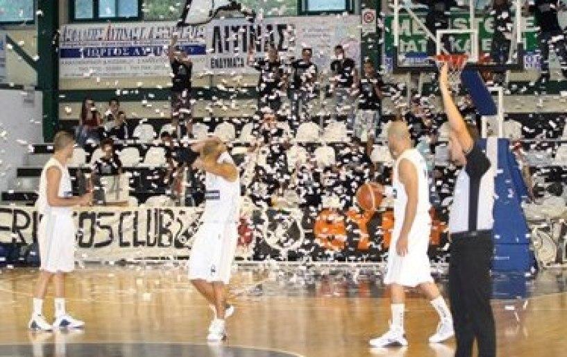 Παιδιά υπάρχει και το μπάσκετ στο Ηράκλειο