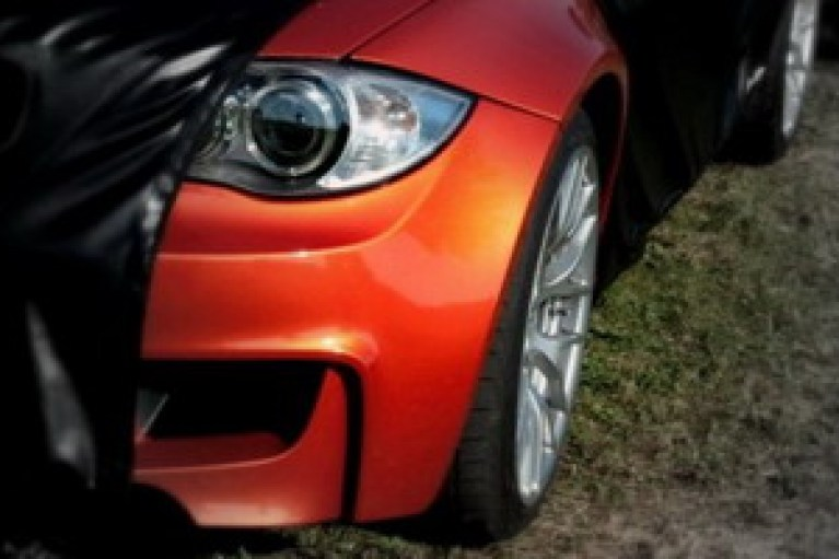 BMW series 1 M coupe