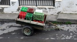 Έτσι παρκάρουν οι μάγκες στο Ηράκλειο!!!