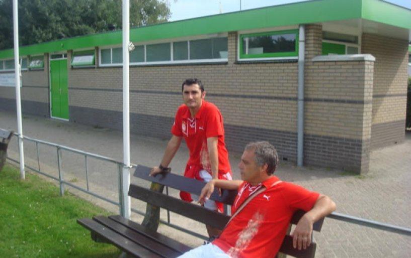 Στο γήπεδο και ο Βαλβέρδε