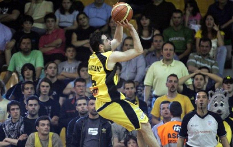 Χαραλαμπίδης: Μόνο κέρδος τα ματς με ΟΣΦΠ