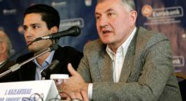 Καζλάουσκας: Πρόκληση η Εθνική