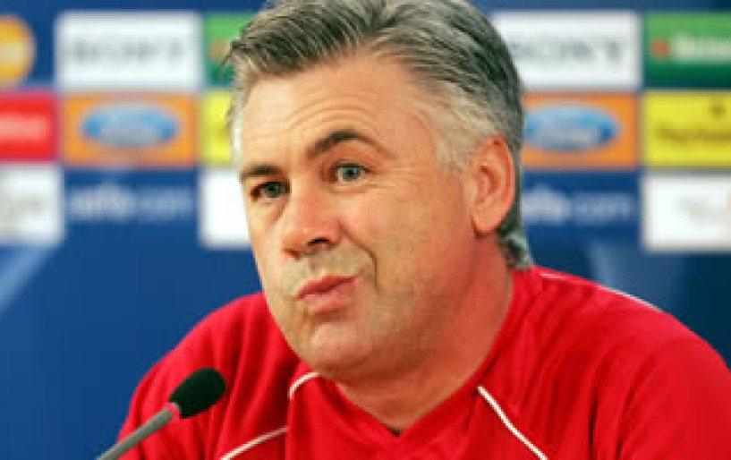 Αντσελότι:Έφταιγε ο διαιτητής