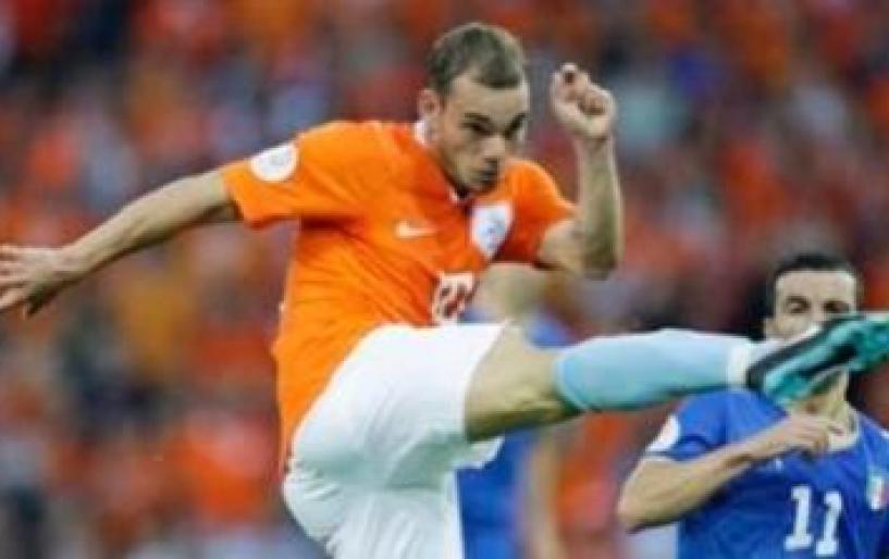 Oλλανδία-Ιταλία 3-0