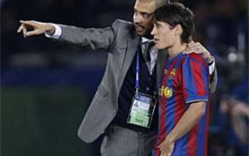 Kρκιτς:«Ο Γκουαρντιόλα με έκανε καλύτερο»