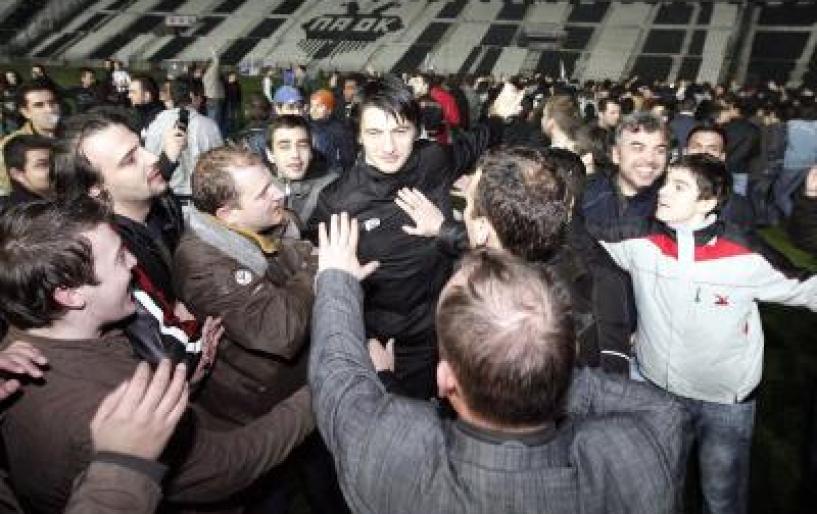 Ίβιτς:Μεγάλη πρόκριση