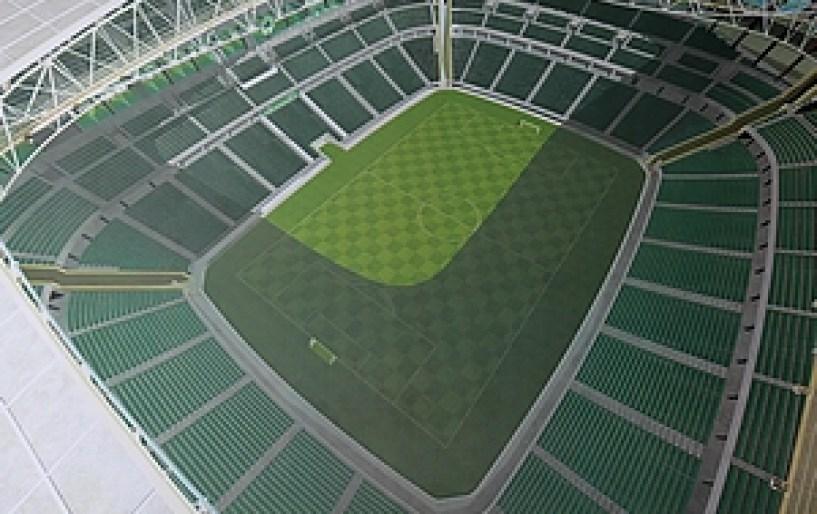 Γήπεδο σε Βοτανικό και μετά γκρέμισμα Λεωφόρου