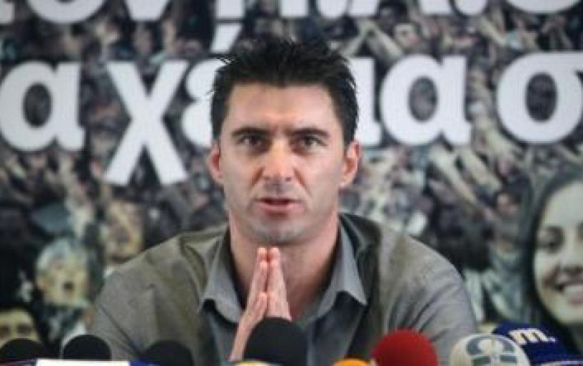 Eπέστρεψε στον ΠΑΟΚ ο Ζαγοράκης