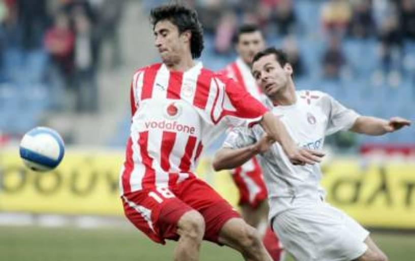 Ολυμπιακός-Ηρακλής 2-0