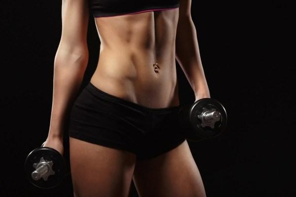 Body-woman-athlete