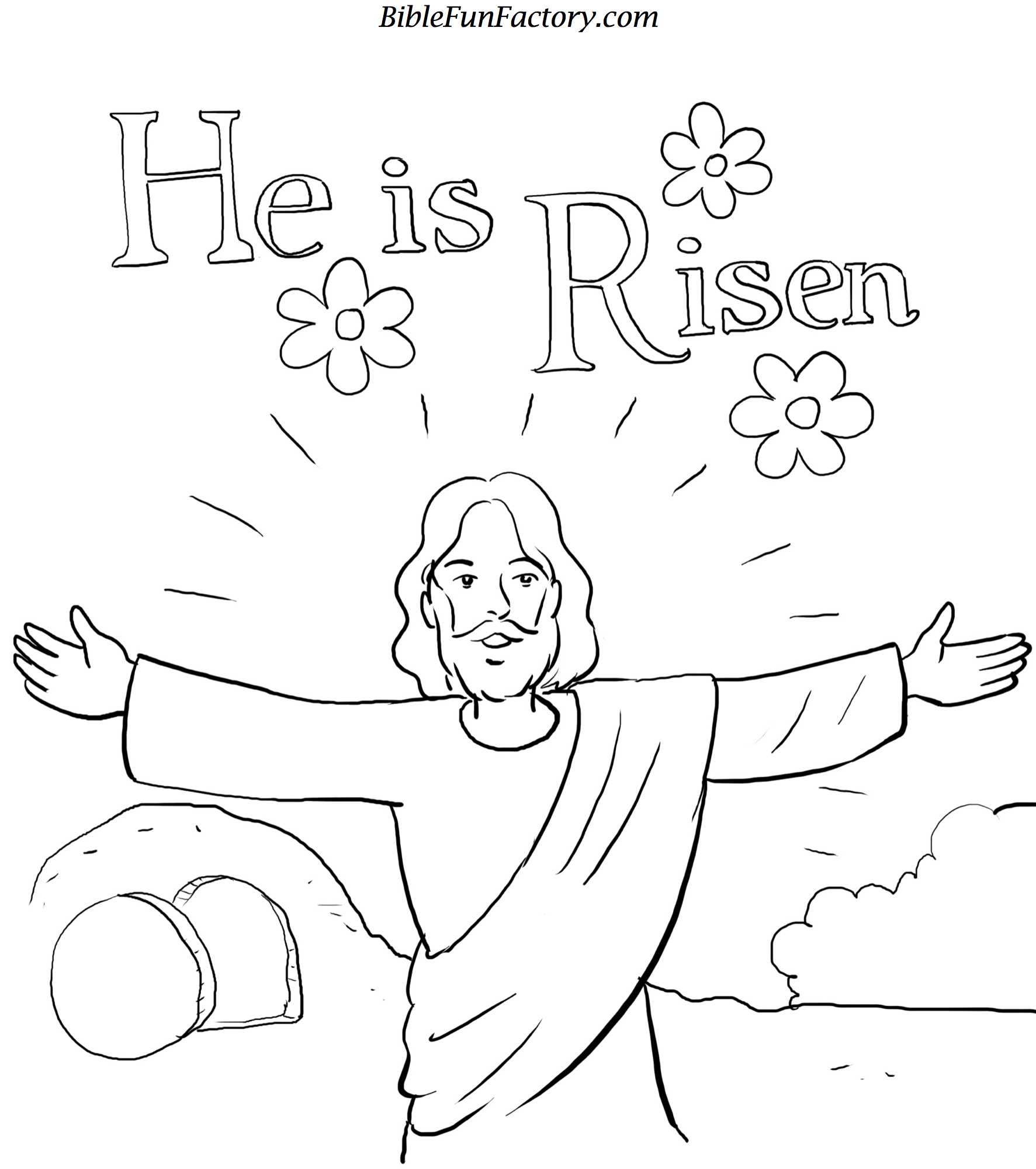 Good Friday Amp Easter Worksheets For Children