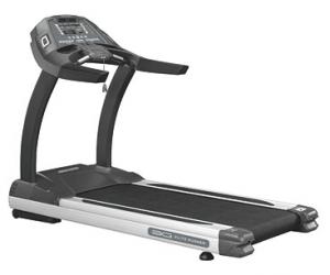 The 3G Cardio Elite Runner Treadmill