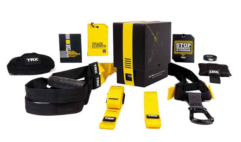 TRX PRO Suspension Training (At Home Fitness price: $249.95)