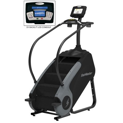 Stairmaster Gauntlet with D1 Backlit LCD Console