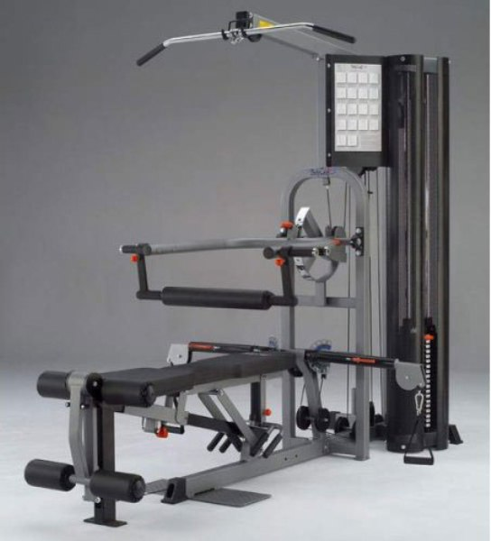 BodyCraft K1 HomeGym with Functional Arms