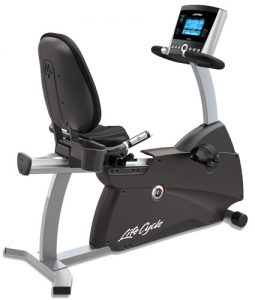 Life Fitness R3 Lifecycle with Go Console