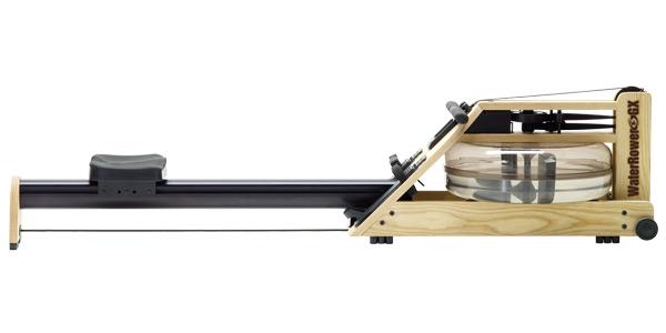WaterRower GX Home with GX quickstart monitor Rowing Machine