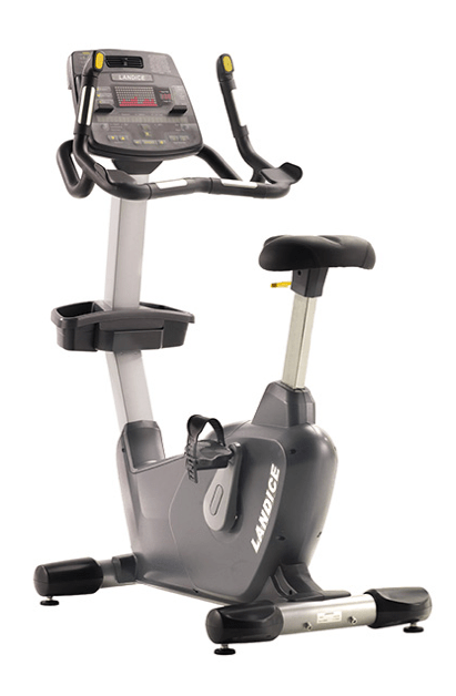 The Landice U7 Upright Bike is built to commercial standards to ensure quality, but is smooth and comfortable enough for any home gym.