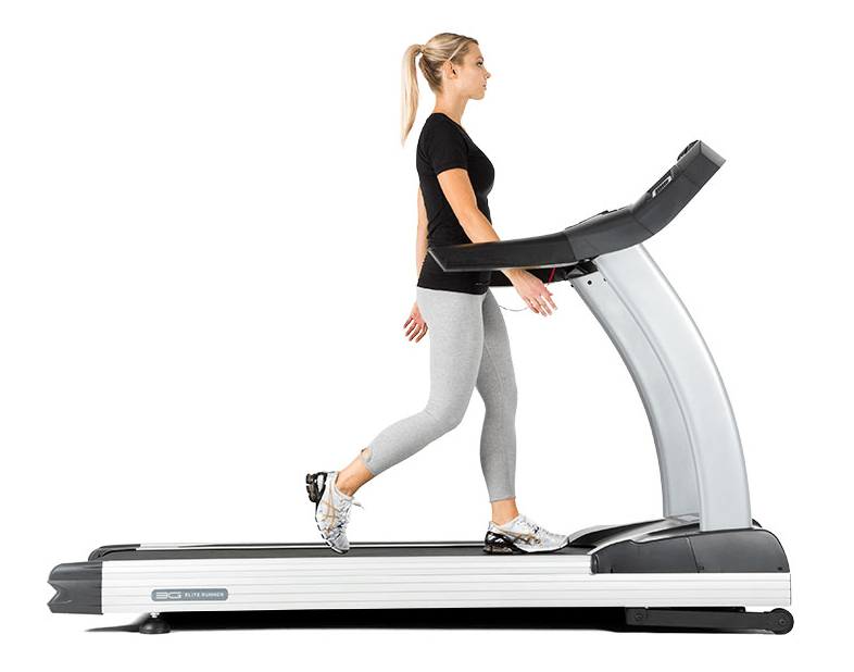 The 3G Cardio Elite Runner feels like the top models at the club to run on. It's is a treadmill you'll want to use!