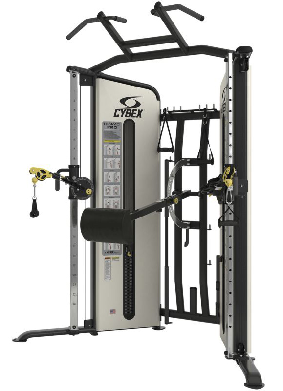 BRAVO PRO ENHANCED STRENGTH SOLUTION FUNCTIONAL TRAINER