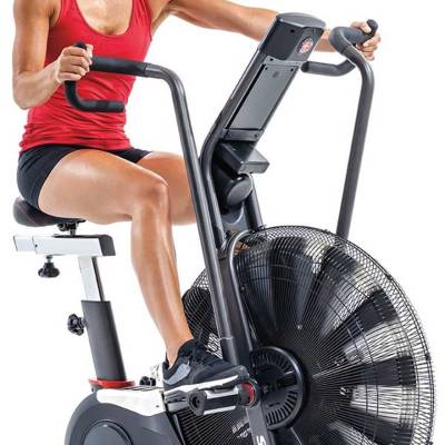 Airdyne Pro Bike - Performance Fan Bike