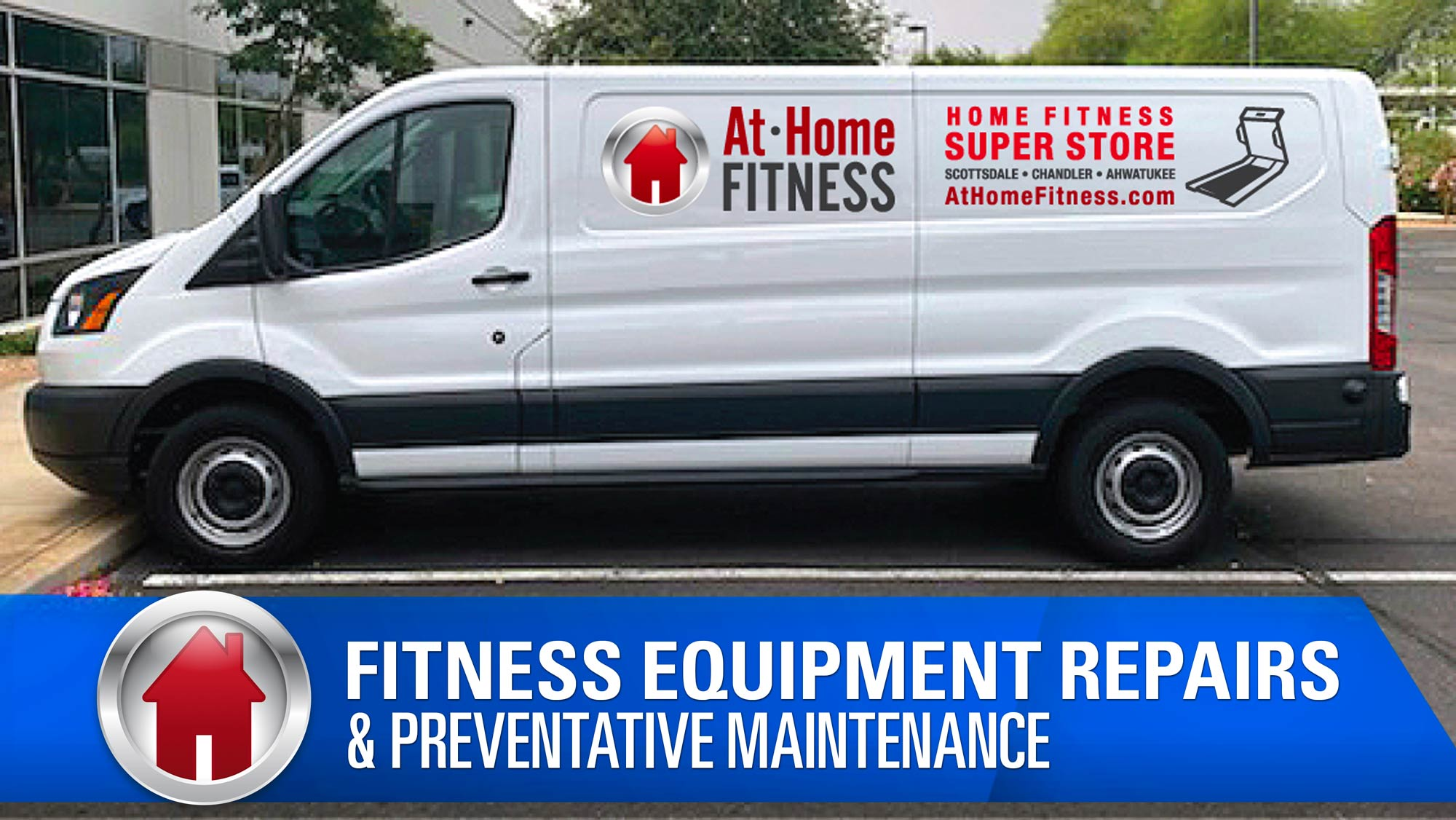 Preventative Maintenance and Fitness Equipment Repairs
