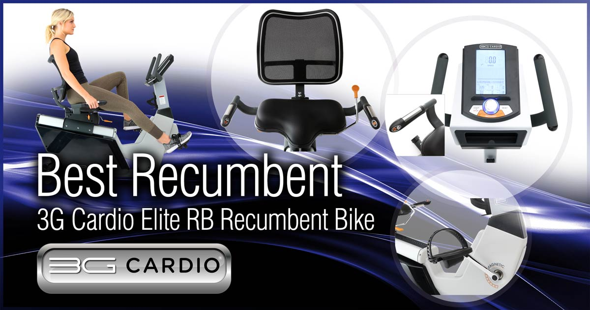 What Is 'Perceived Exertion' And Why Does It Help Make The 3G Cardio Elite RB Recumbent Bike The Best On The Market?
