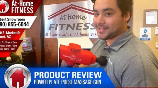 Introducing the Power Plate Pulse Massage Gun