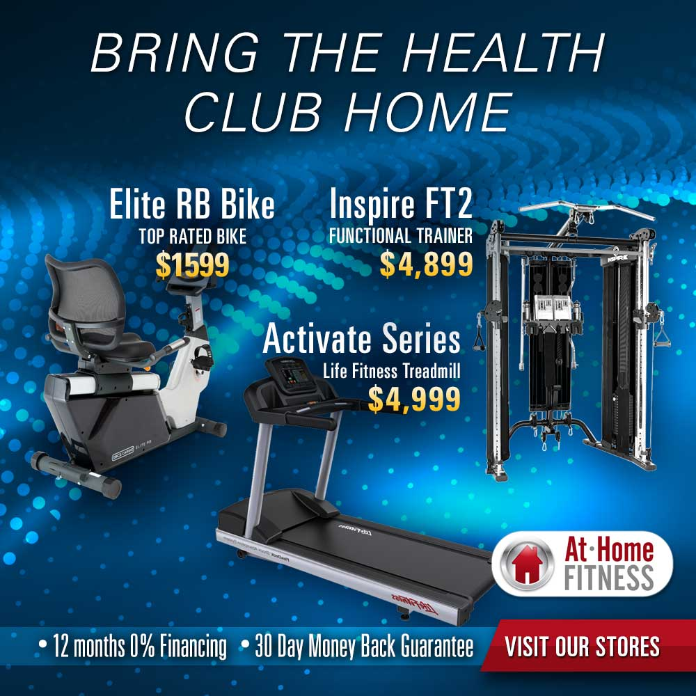 Bring the Health Club Home with Arizonas Premier Home Fitness Equipment Retailer