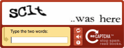 Why Typing 2 Words Can Earn You Cash With Captcha Entry